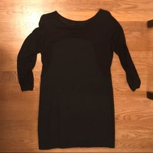 Black Club Monaco mini dress